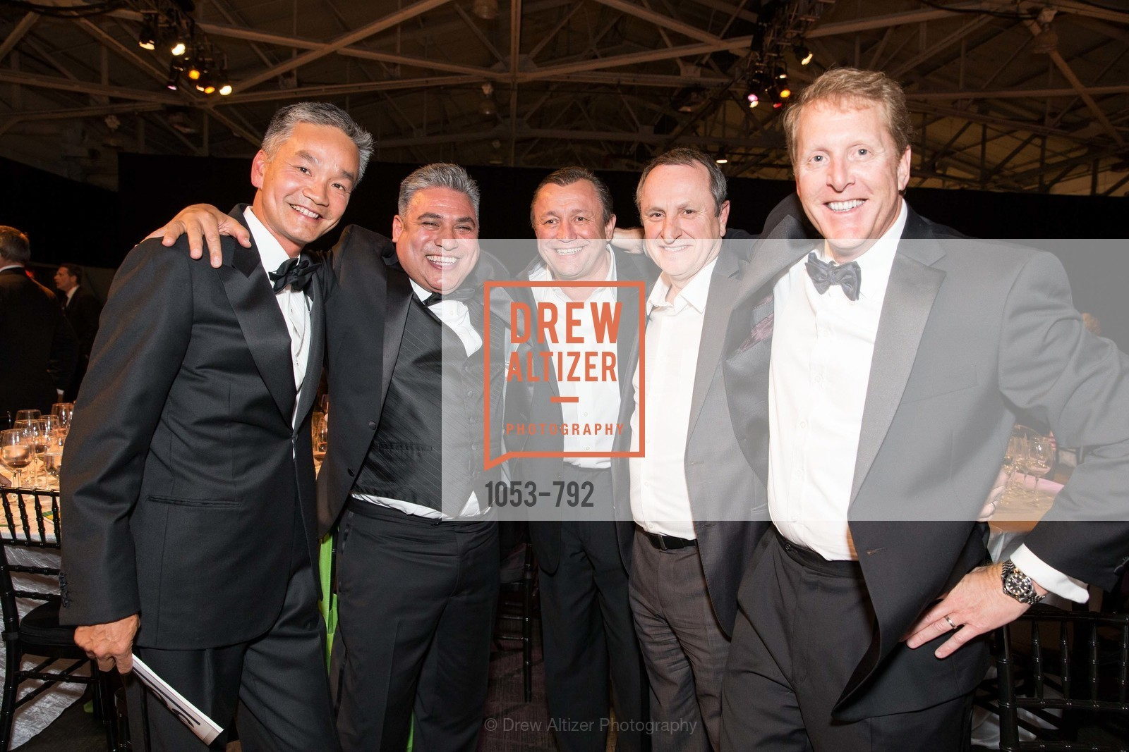 Charles Chi, John China, Laurent Manrique, Selena China, Gerald Hirigoyen, Harry Eggers, MEALS ON WHEELS OF SAN FRANCISCO'S 28th Annual Star Chefs and Vintners Gala, US, April 19th, 2015,Drew Altizer, Drew Altizer Photography, full-service agency, private events, San Francisco photographer, photographer california