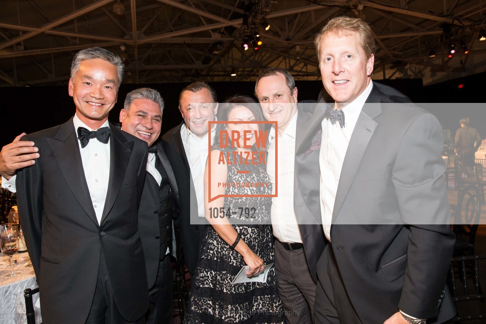 Charles Chi, John China, Laurent Manrique, Selena China, Gerald Hirigoyen, Harry Eggers, MEALS ON WHEELS OF SAN FRANCISCO'S 28th Annual Star Chefs and Vintners Gala, US, April 20th, 2015,Drew Altizer, Drew Altizer Photography, full-service agency, private events, San Francisco photographer, photographer california