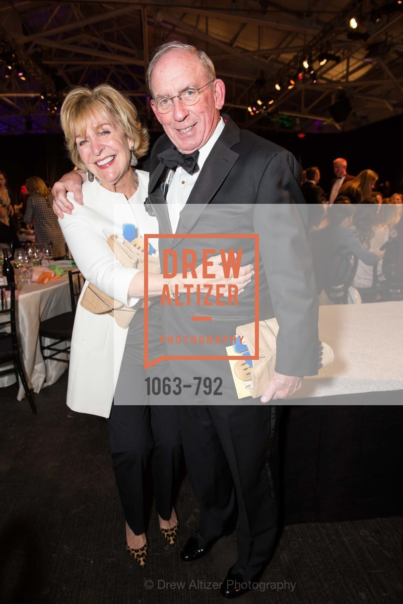 Jan Buckley, Craig Sullivan, MEALS ON WHEELS OF SAN FRANCISCO'S 28th Annual Star Chefs and Vintners Gala, US, April 20th, 2015