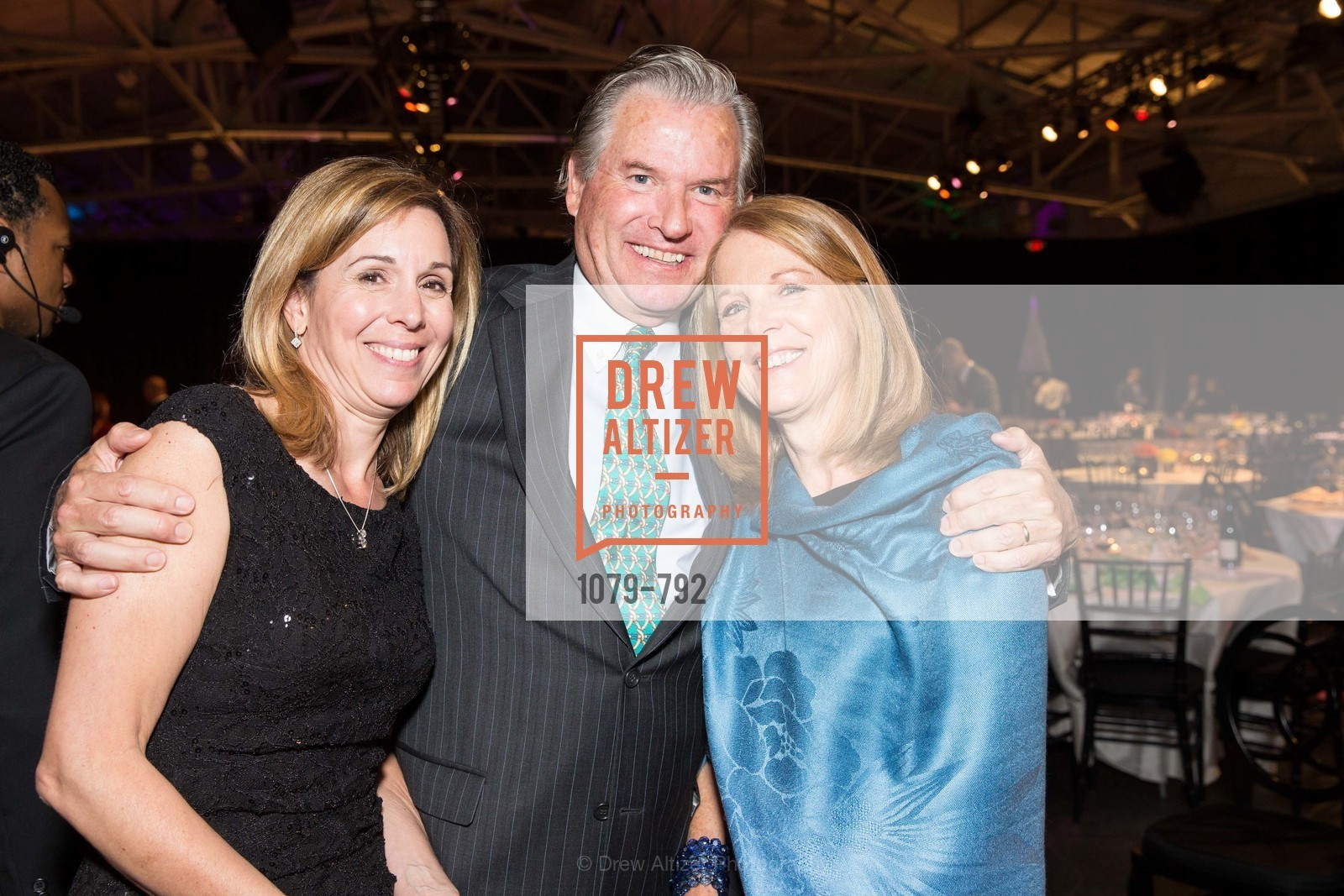 Linda Micheli, Ward Naughton, Debra Naughton, MEALS ON WHEELS OF SAN FRANCISCO'S 28th Annual Star Chefs and Vintners Gala, US, April 20th, 2015,Drew Altizer, Drew Altizer Photography, full-service agency, private events, San Francisco photographer, photographer california