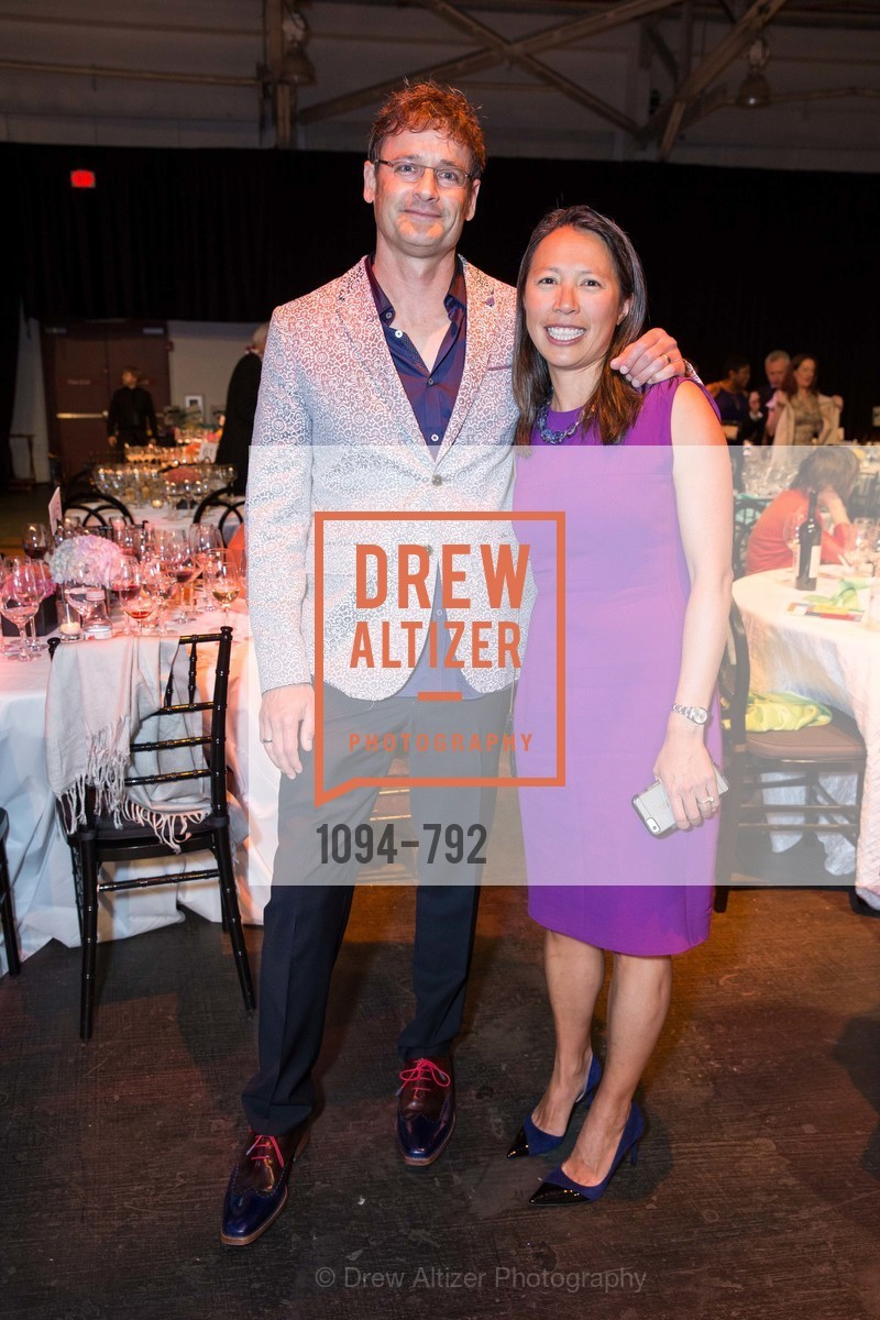 Cole Leeds, Rebecca Yee, MEALS ON WHEELS OF SAN FRANCISCO'S 28th Annual Star Chefs and Vintners Gala, US, April 19th, 2015,Drew Altizer, Drew Altizer Photography, full-service agency, private events, San Francisco photographer, photographer california