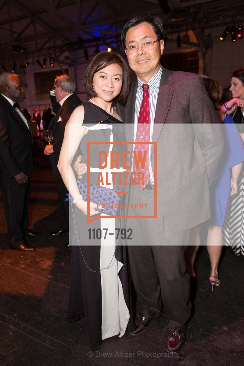 Elena Liou, Peter Liou, MEALS ON WHEELS OF SAN FRANCISCO'S 28th Annual Star Chefs and Vintners Gala, US, April 20th, 2015,Drew Altizer, Drew Altizer Photography, full-service event agency, private events, San Francisco photographer, photographer California