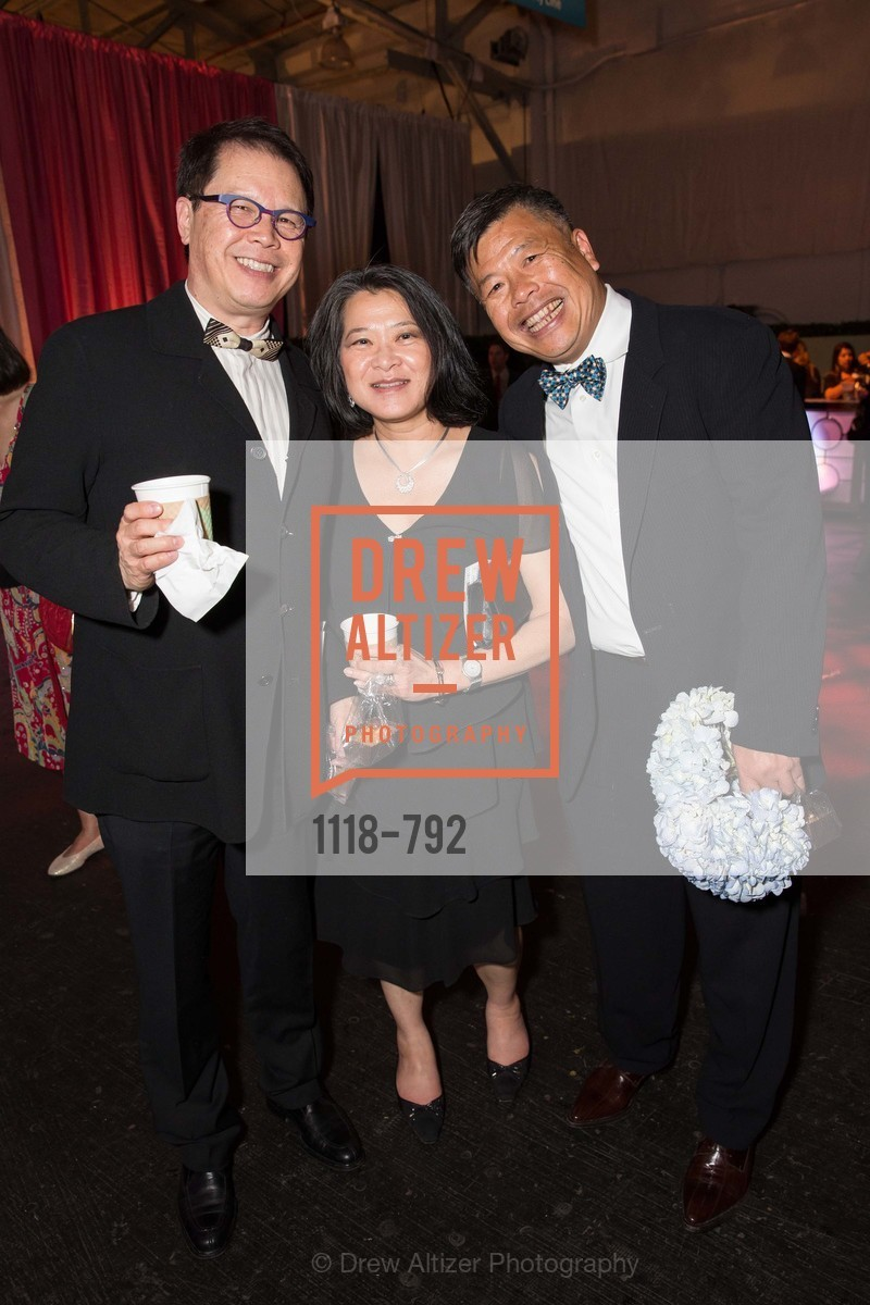 Randall Wong, Jonathan Wong, Robert Fung, MEALS ON WHEELS OF SAN FRANCISCO'S 28th Annual Star Chefs and Vintners Gala, US, April 20th, 2015,Drew Altizer, Drew Altizer Photography, full-service event agency, private events, San Francisco photographer, photographer California