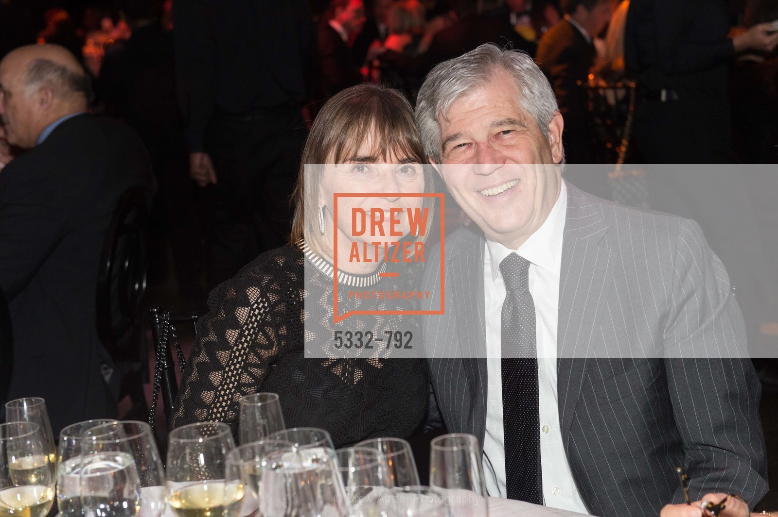 Sharon Meresman, Stan Meresman, MEALS ON WHEELS OF SAN FRANCISCO'S 28th Annual Star Chefs and Vintners Gala, US, April 20th, 2015,Drew Altizer, Drew Altizer Photography, full-service agency, private events, San Francisco photographer, photographer california