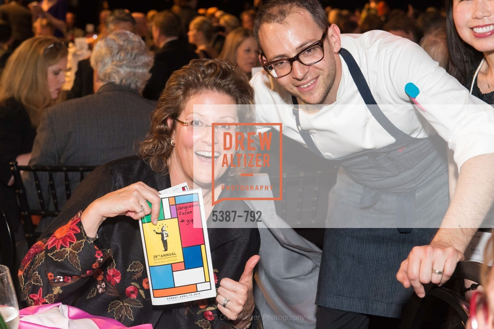 Susan Sangiocomo, MEALS ON WHEELS OF SAN FRANCISCO'S 28th Annual Star Chefs and Vintners Gala, US, April 20th, 2015,Drew Altizer, Drew Altizer Photography, full-service agency, private events, San Francisco photographer, photographer california