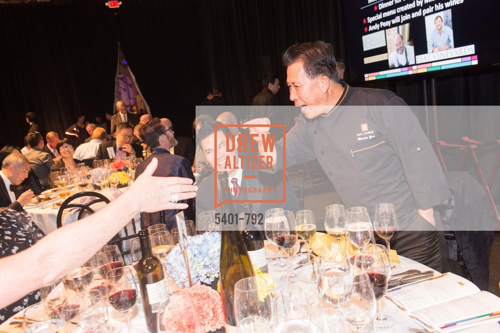 Michael Yan, MEALS ON WHEELS OF SAN FRANCISCO'S 28th Annual Star Chefs and Vintners Gala, US, April 20th, 2015,Drew Altizer, Drew Altizer Photography, full-service agency, private events, San Francisco photographer, photographer california