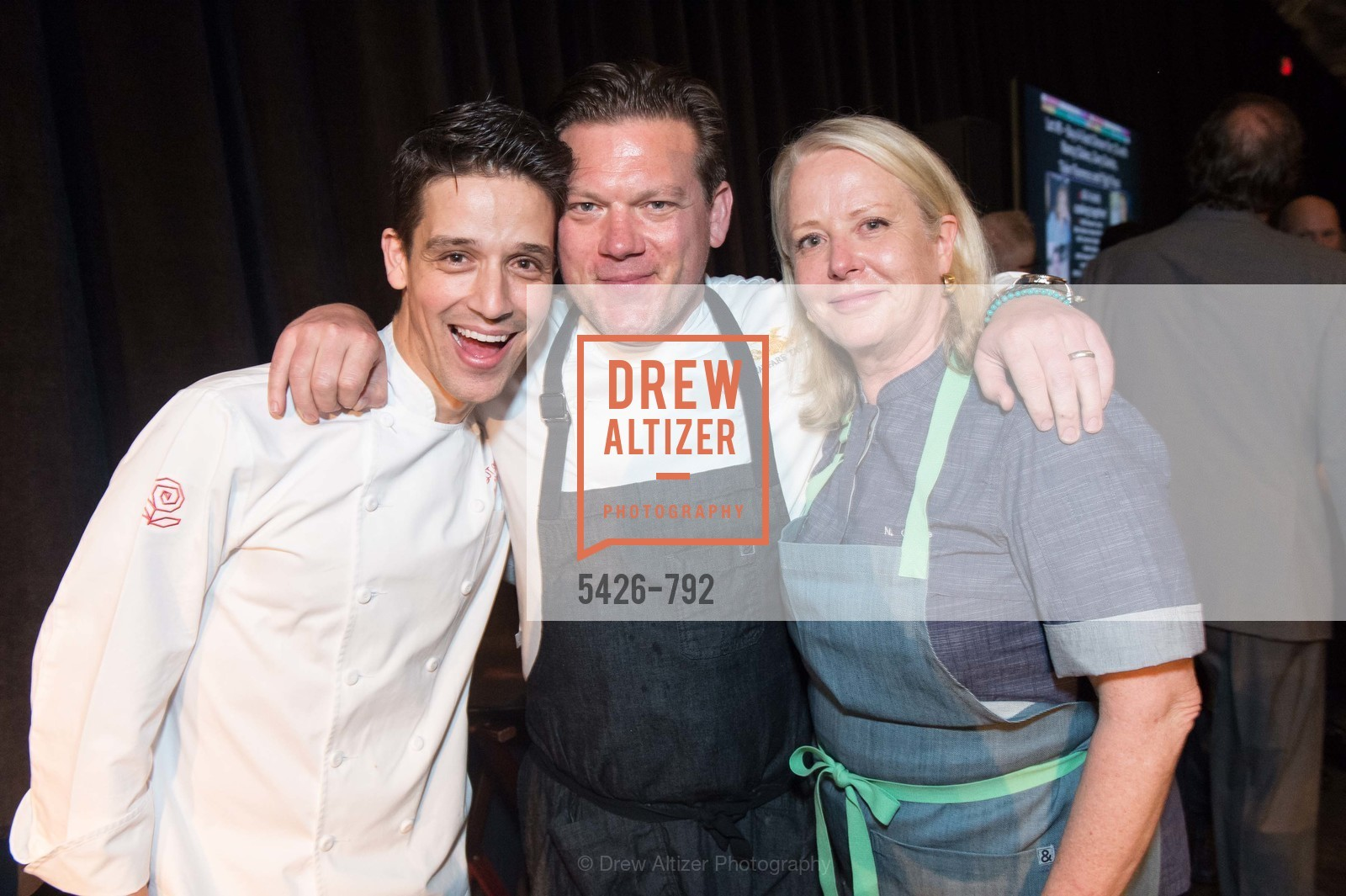 Yigit Pura, Tyler Florence, Nancy Oakes, MEALS ON WHEELS OF SAN FRANCISCO'S 28th Annual Star Chefs and Vintners Gala, US, April 20th, 2015,Drew Altizer, Drew Altizer Photography, full-service event agency, private events, San Francisco photographer, photographer California