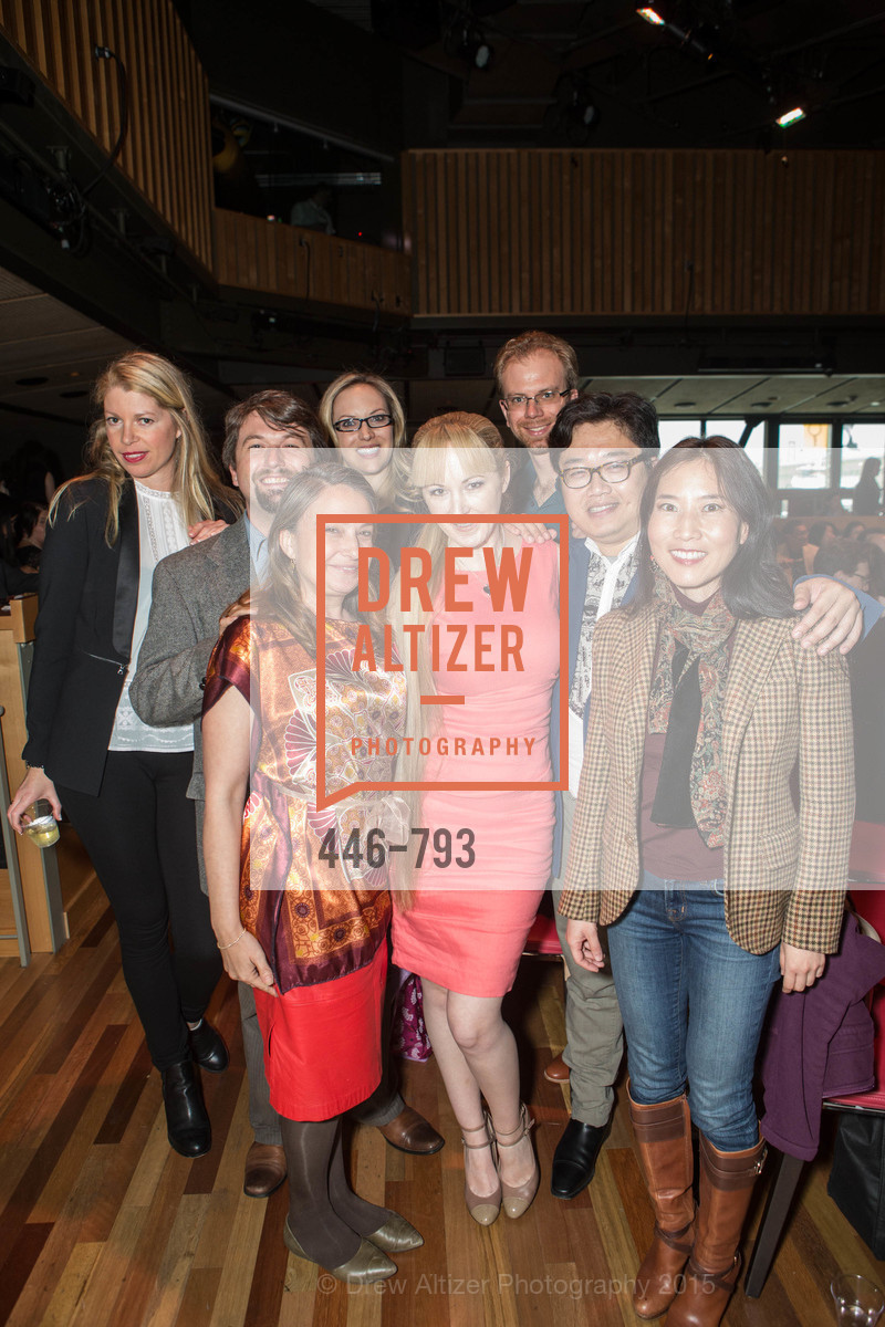 Casey Gourlay, Josh Black, Veronika Gold, Christopher Tse, SF BRAVO CLUB Sneak Peek at the EXPLORATORIUM, US, April 23rd, 2015,Drew Altizer, Drew Altizer Photography, full-service agency, private events, San Francisco photographer, photographer california
