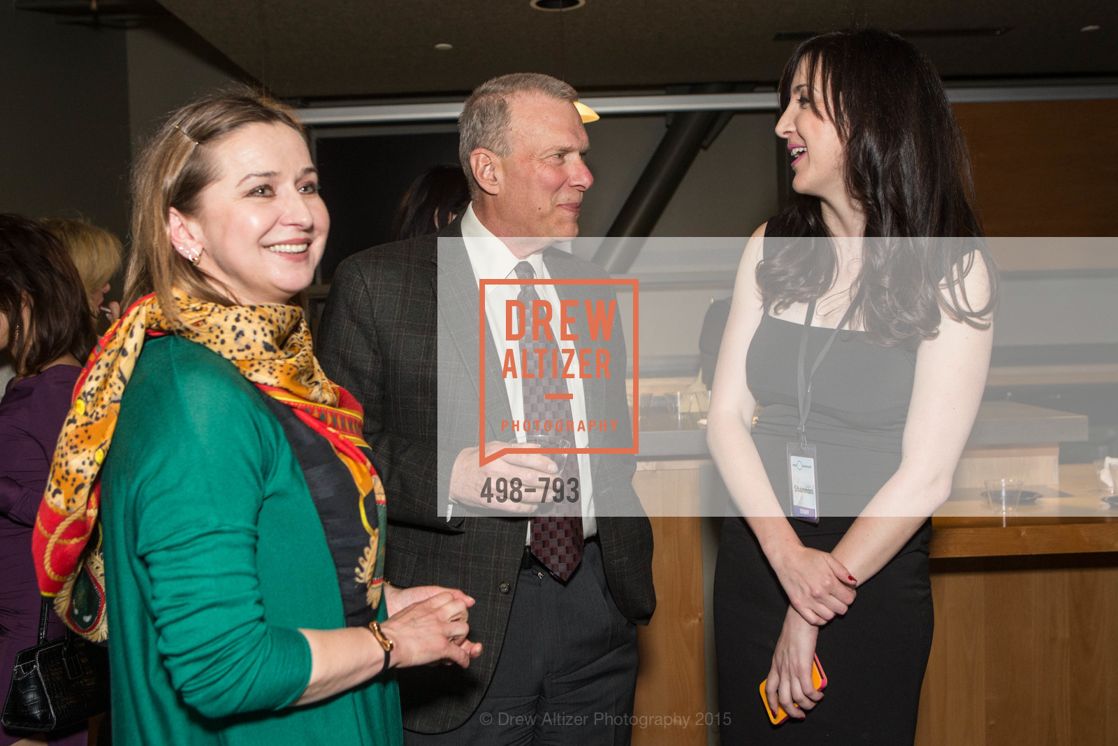 Anjelika Koulebakina, David Gockley, Shannon Eliot, SF BRAVO CLUB Sneak Peek at the EXPLORATORIUM, US, April 23rd, 2015,Drew Altizer, Drew Altizer Photography, full-service agency, private events, San Francisco photographer, photographer california