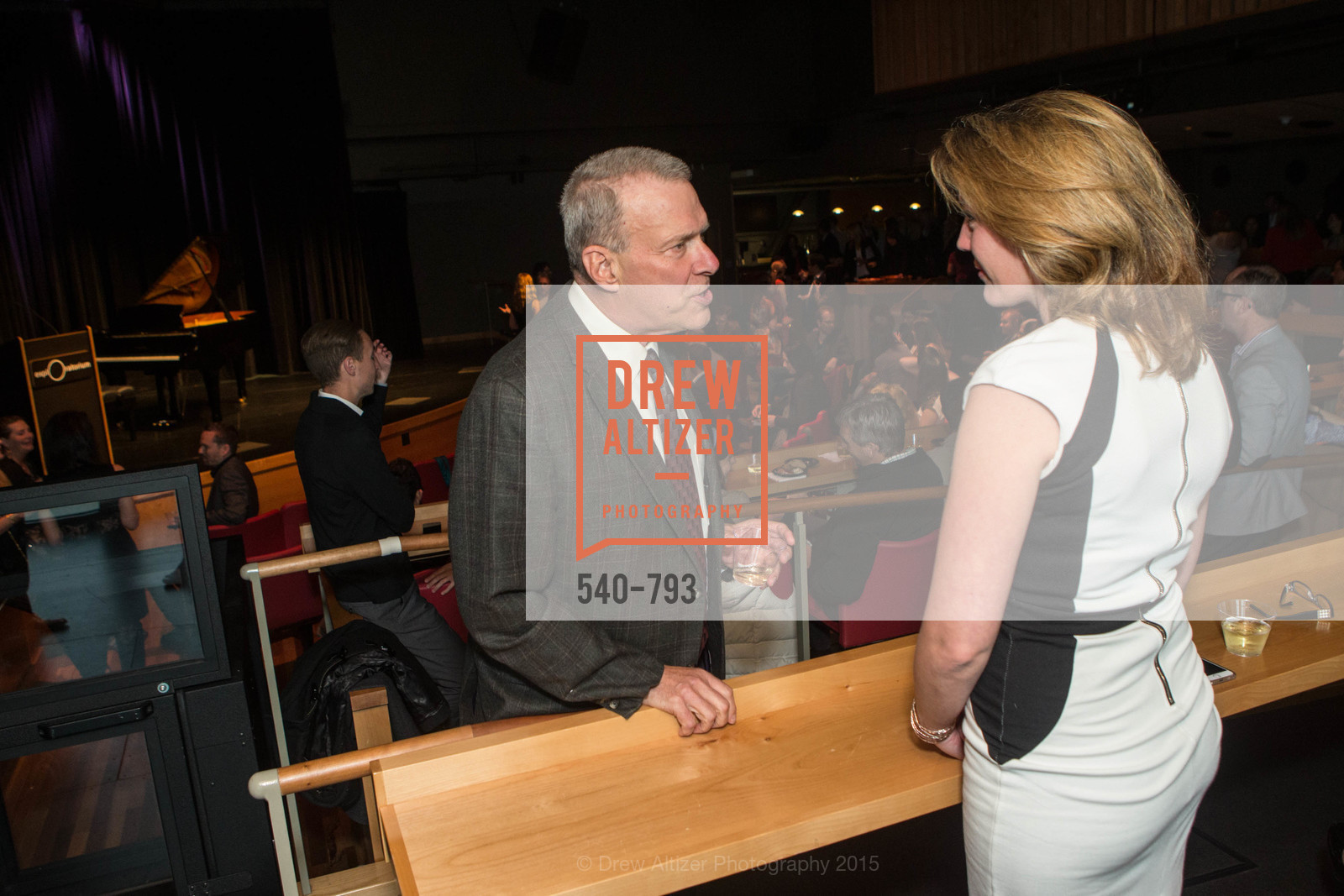 David Gockley, Kari Lincks, SF BRAVO CLUB Sneak Peek at the EXPLORATORIUM, US, April 23rd, 2015,Drew Altizer, Drew Altizer Photography, full-service agency, private events, San Francisco photographer, photographer california