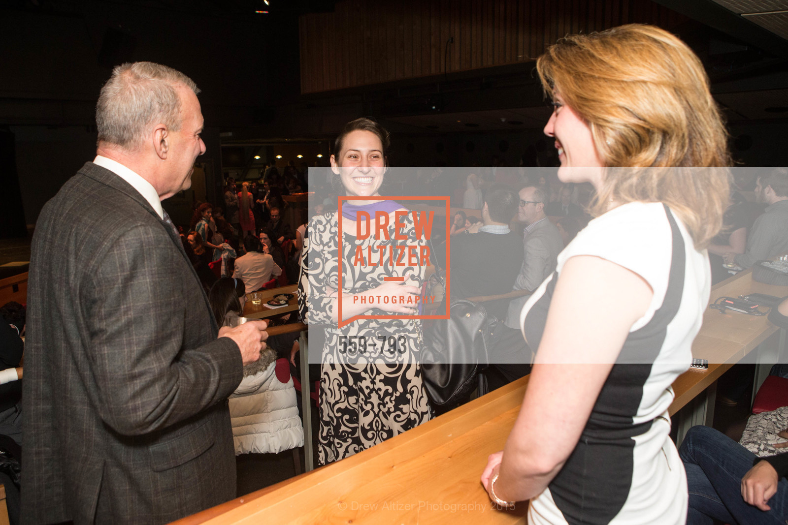 Extras, SF BRAVO CLUB Sneak Peek at the EXPLORATORIUM, April 23rd, 2015, Photo