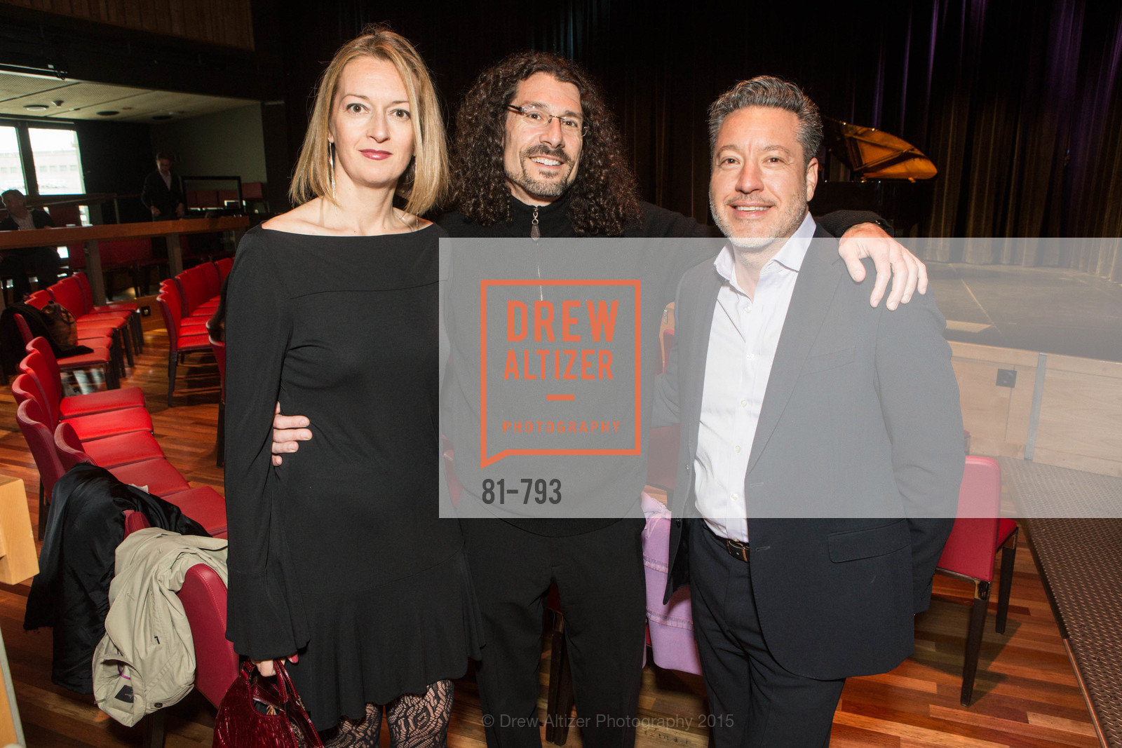 Ileana Facchini, Mitch Shapiro, Carlos Ramirez, SF BRAVO CLUB Sneak Peek at the EXPLORATORIUM, US, April 23rd, 2015,Drew Altizer, Drew Altizer Photography, full-service agency, private events, San Francisco photographer, photographer california