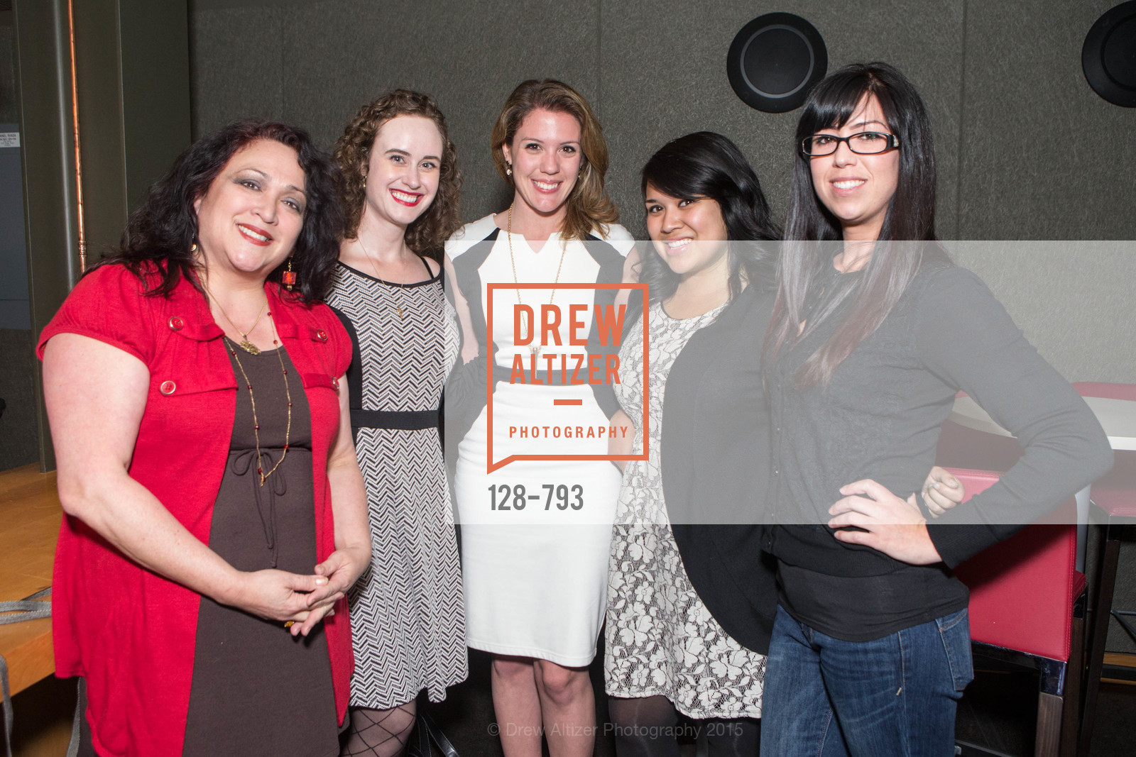 Miriam Mendoza, Moody, Susan Walker, Kari Lincks, Stacy Wall, Maile Trapani, SF BRAVO CLUB Sneak Peek at the EXPLORATORIUM, US, April 22nd, 2015,Drew Altizer, Drew Altizer Photography, full-service agency, private events, San Francisco photographer, photographer california