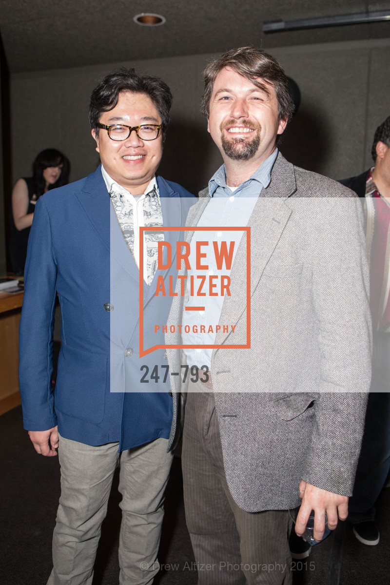 Christopher Tse, Josh Black, SF BRAVO CLUB Sneak Peek at the EXPLORATORIUM, US, April 22nd, 2015,Drew Altizer, Drew Altizer Photography, full-service agency, private events, San Francisco photographer, photographer california