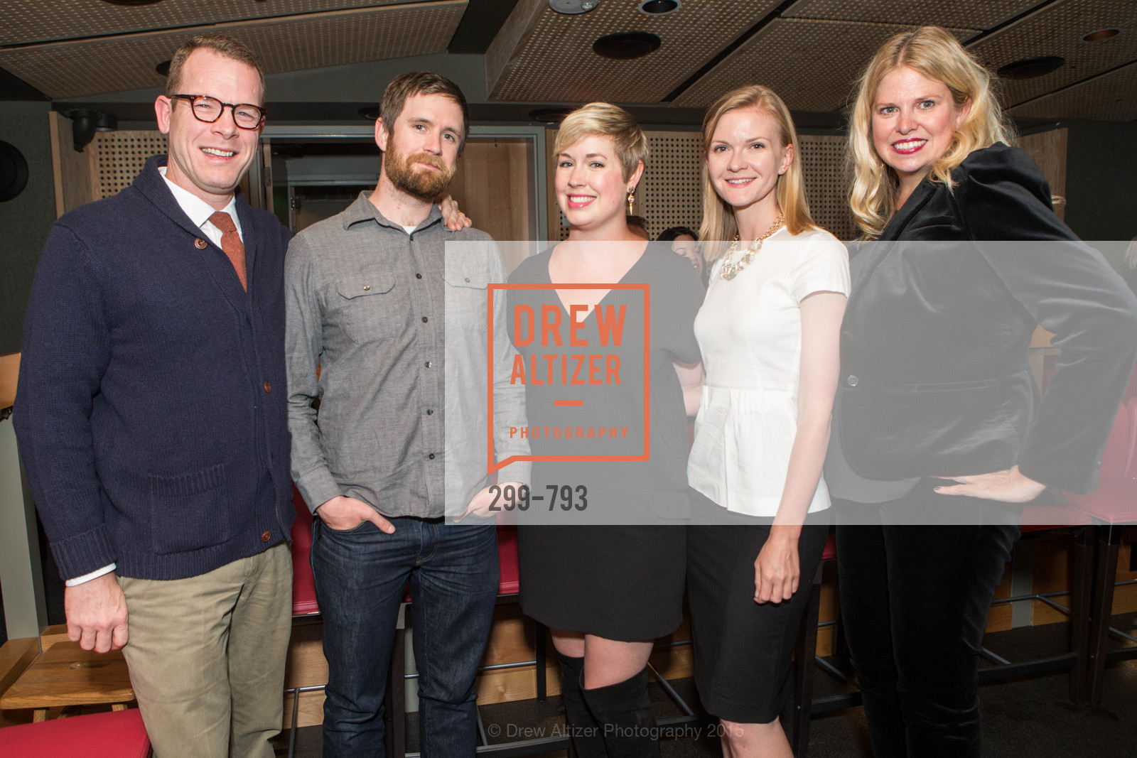 Benjamin Thompson, James Winstead, Sarah Lee, Greer Goings, Julie Warbough, SF BRAVO CLUB Sneak Peek at the EXPLORATORIUM, US, April 23rd, 2015,Drew Altizer, Drew Altizer Photography, full-service agency, private events, San Francisco photographer, photographer california