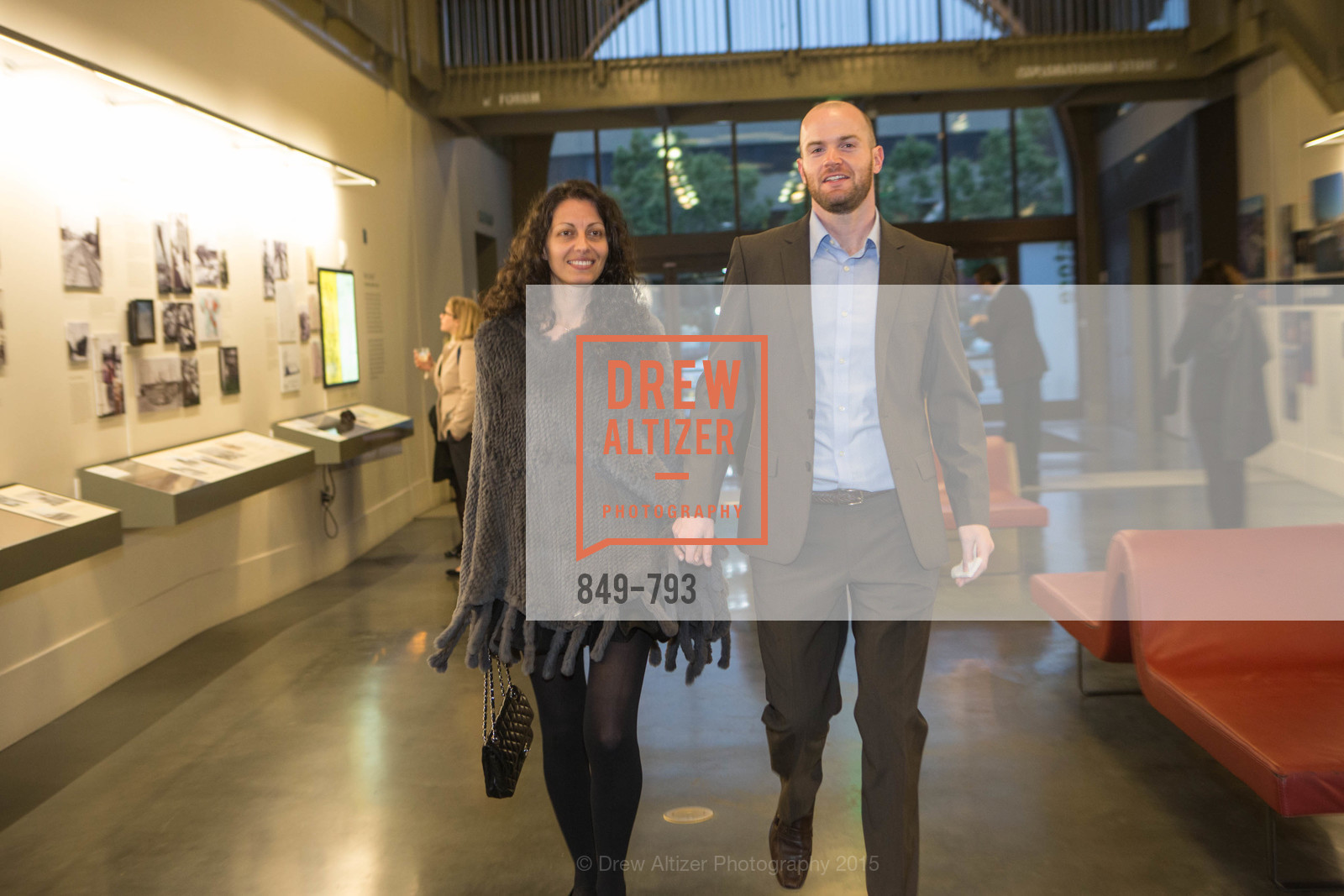 Donatella Taurasi, Christopher Cameron, SF BRAVO CLUB Sneak Peek at the EXPLORATORIUM, US, April 22nd, 2015,Drew Altizer, Drew Altizer Photography, full-service agency, private events, San Francisco photographer, photographer california