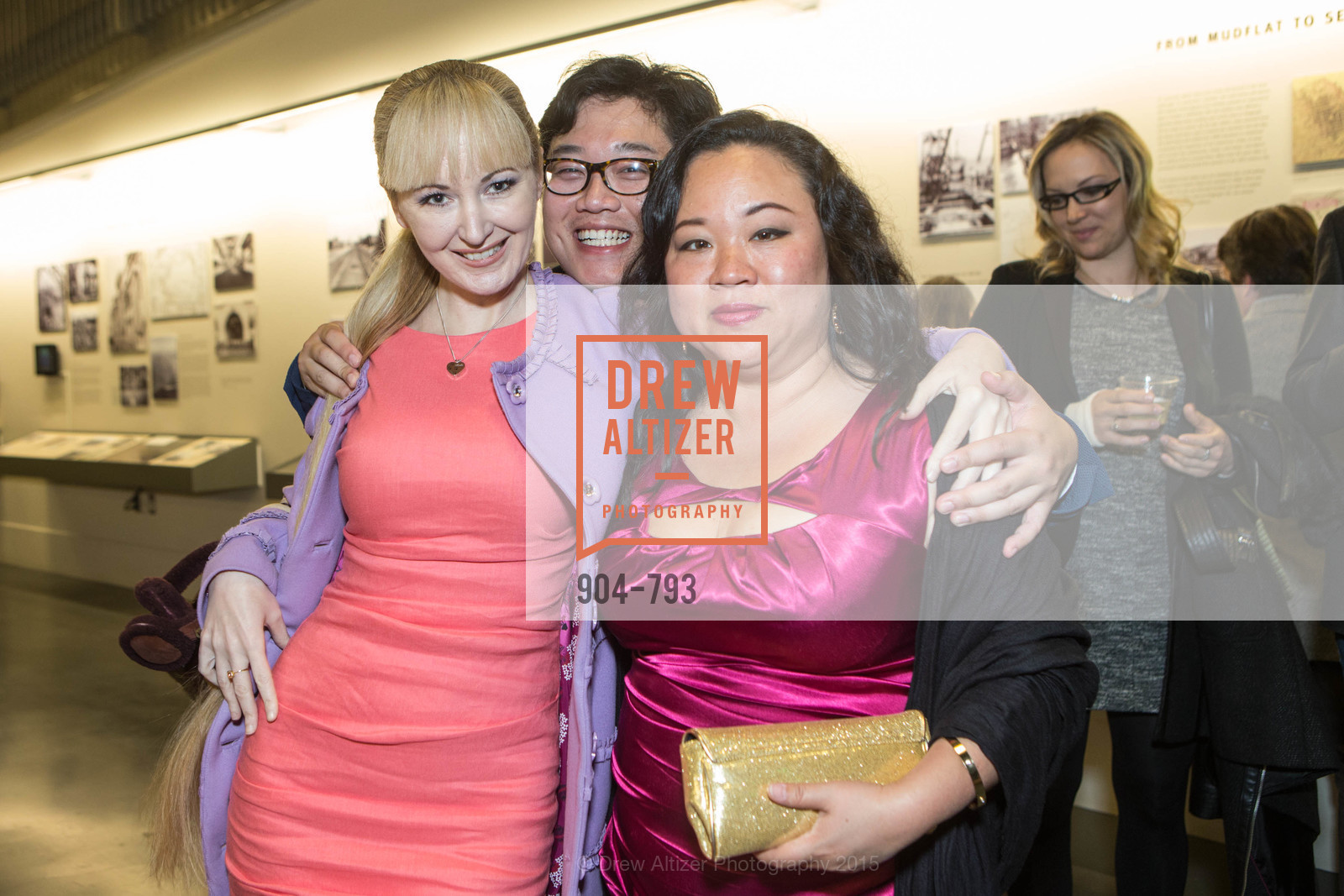 Shannyn Bessoni, Christopher Tse, SF BRAVO CLUB Sneak Peek at the EXPLORATORIUM, US, April 22nd, 2015,Drew Altizer, Drew Altizer Photography, full-service agency, private events, San Francisco photographer, photographer california