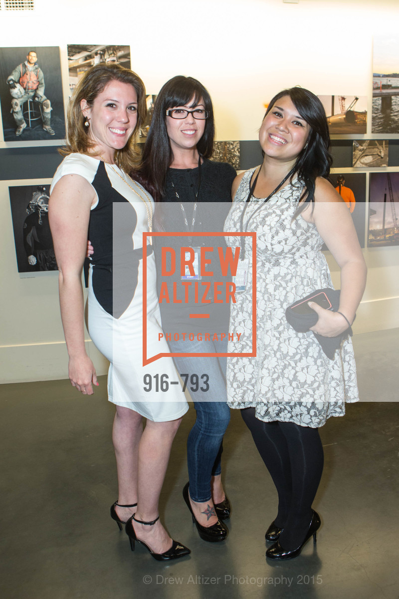 Kari Lincks, Maile Trapani, Stacy Wall, SF BRAVO CLUB Sneak Peek at the EXPLORATORIUM, US, April 22nd, 2015,Drew Altizer, Drew Altizer Photography, full-service agency, private events, San Francisco photographer, photographer california