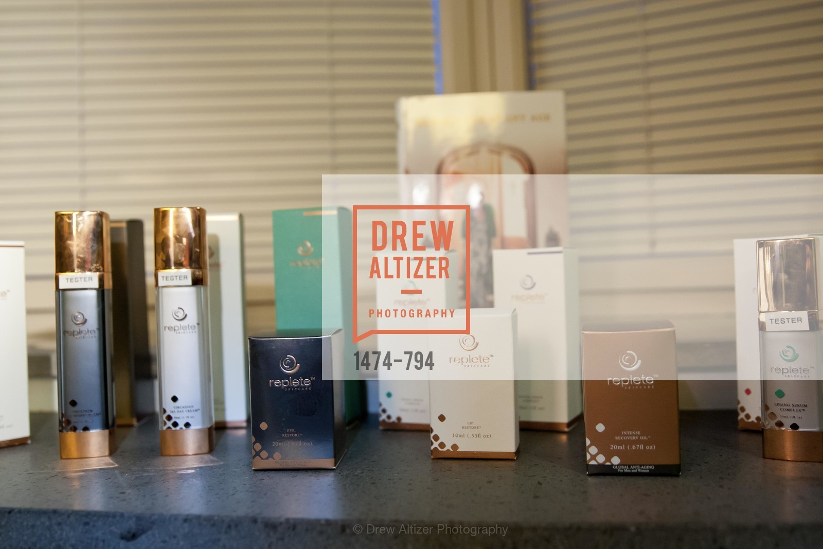 Atmosphere, EPI CENTER MedSpa Anniversary and Launch of REPLETE - Evening Celebration, US, April 21st, 2015,Drew Altizer, Drew Altizer Photography, full-service agency, private events, San Francisco photographer, photographer california