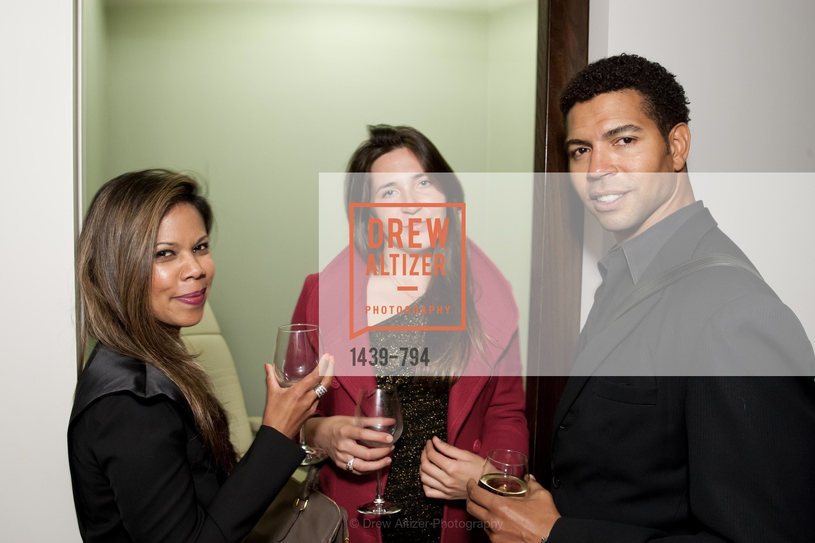 Valerie Demicheva, Gian-Paul Williams, Nishika DeRosario, EPI CENTER MedSpa Anniversary and Launch of REPLETE - Evening Celebration, US, April 22nd, 2015