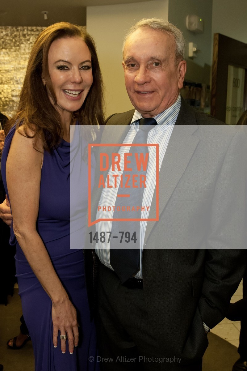 Margaret Mitchell, Patrick Bitter, EPI CENTER MedSpa Anniversary and Launch of REPLETE - Evening Celebration, US, April 21st, 2015,Drew Altizer, Drew Altizer Photography, full-service agency, private events, San Francisco photographer, photographer california