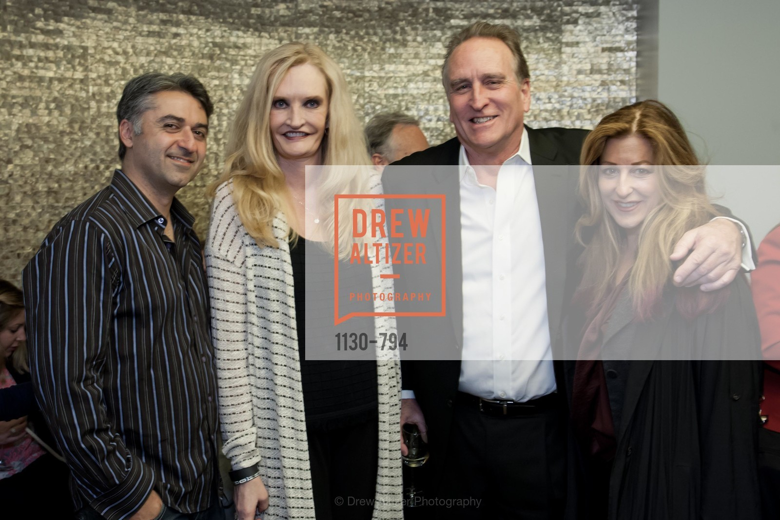 Hooman Khalili, Beth Townsend, Mark Wagoner, Victoria Loren Miller, EPI CENTER MedSpa Anniversary and Launch of REPLETE - Evening Celebration, US, April 22nd, 2015,Drew Altizer, Drew Altizer Photography, full-service agency, private events, San Francisco photographer, photographer california