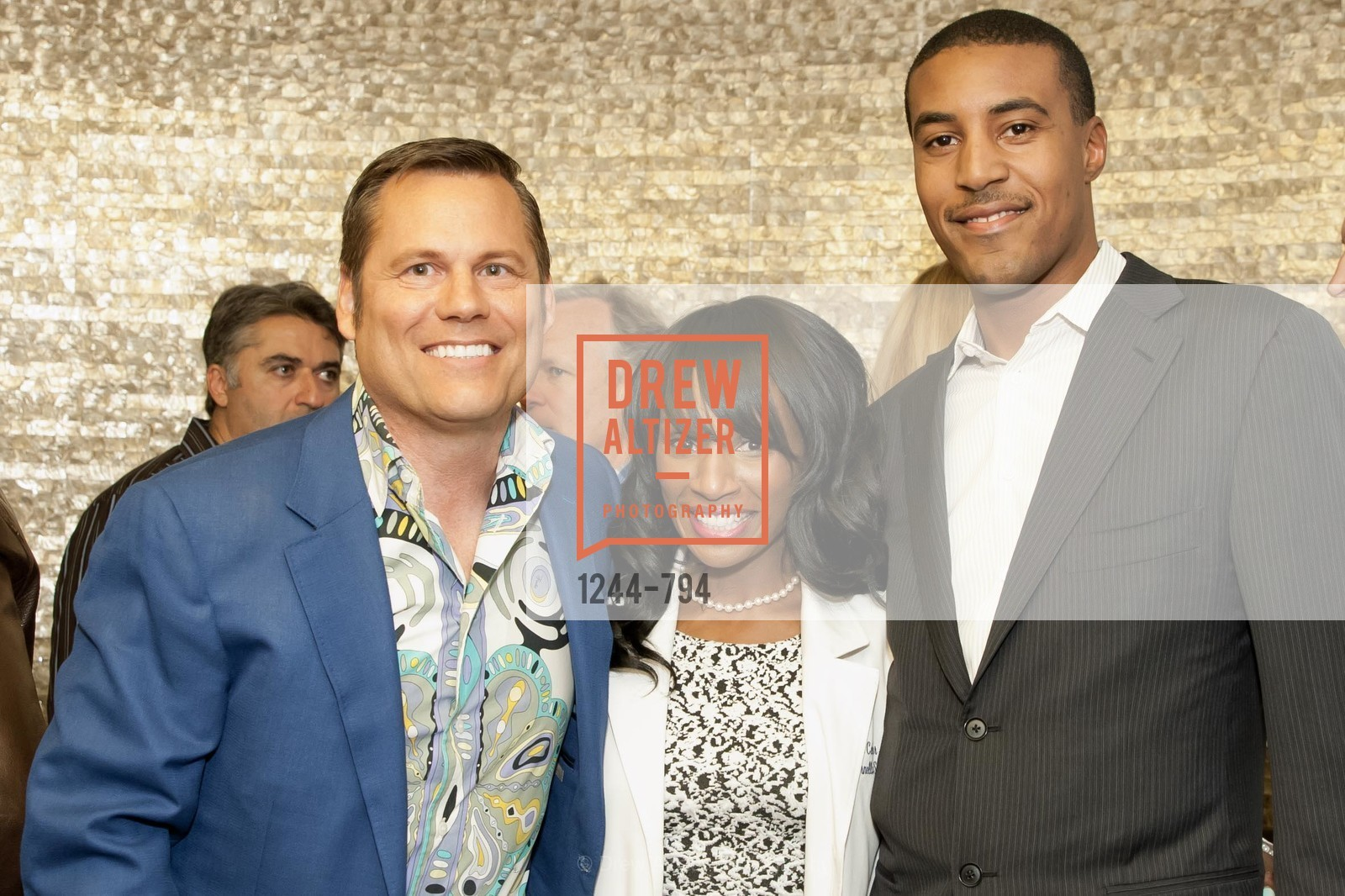 Mark Calvano, Pernella Sommerville, EPI CENTER MedSpa Anniversary and Launch of REPLETE - Evening Celebration, US, April 22nd, 2015,Drew Altizer, Drew Altizer Photography, full-service agency, private events, San Francisco photographer, photographer california