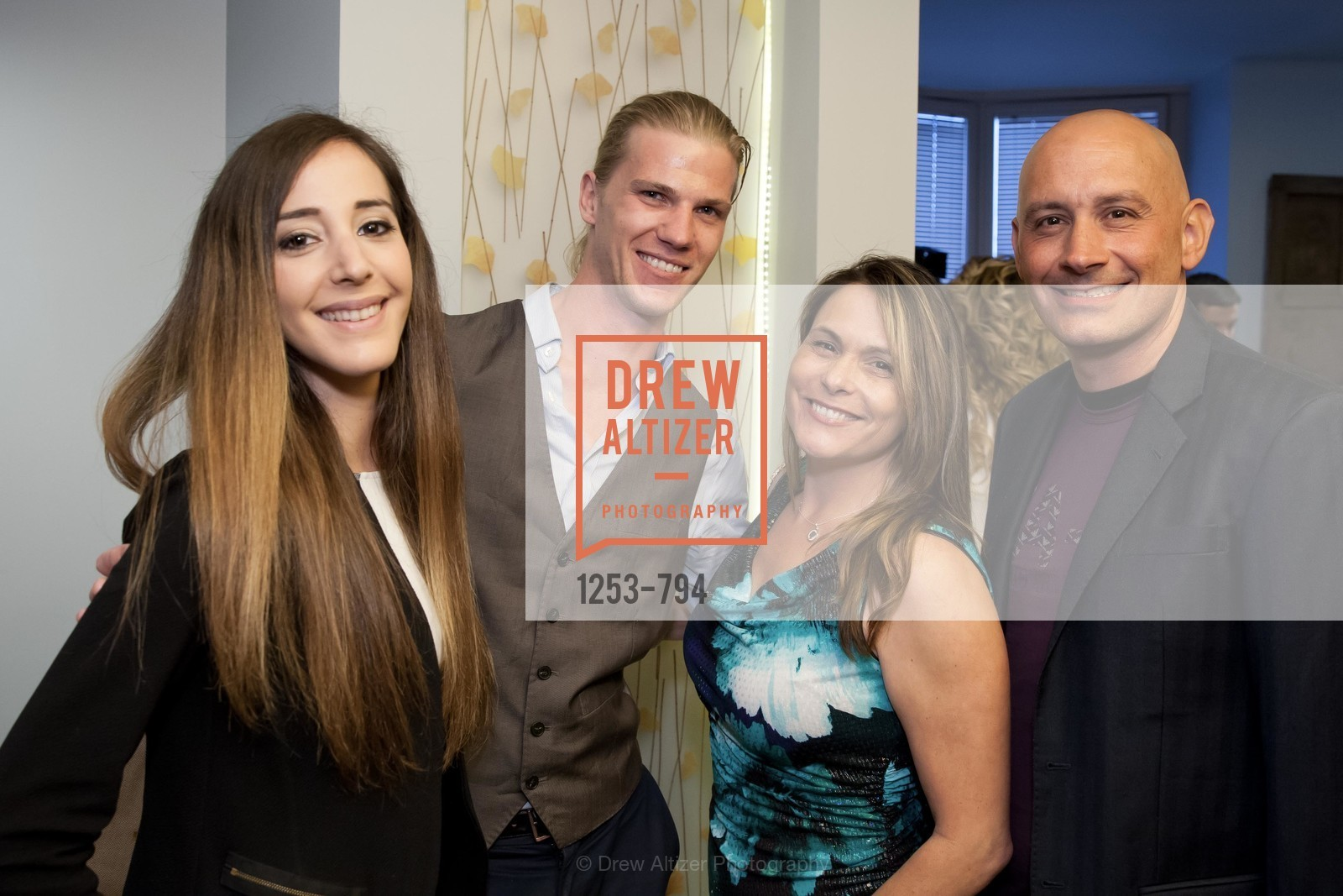 Sarah Cantalejo, Eric Ahlqvist Scott, Teresa Rodriguez, Scott Eddy, EPI CENTER MedSpa Anniversary and Launch of REPLETE - Evening Celebration, US, April 22nd, 2015,Drew Altizer, Drew Altizer Photography, full-service agency, private events, San Francisco photographer, photographer california
