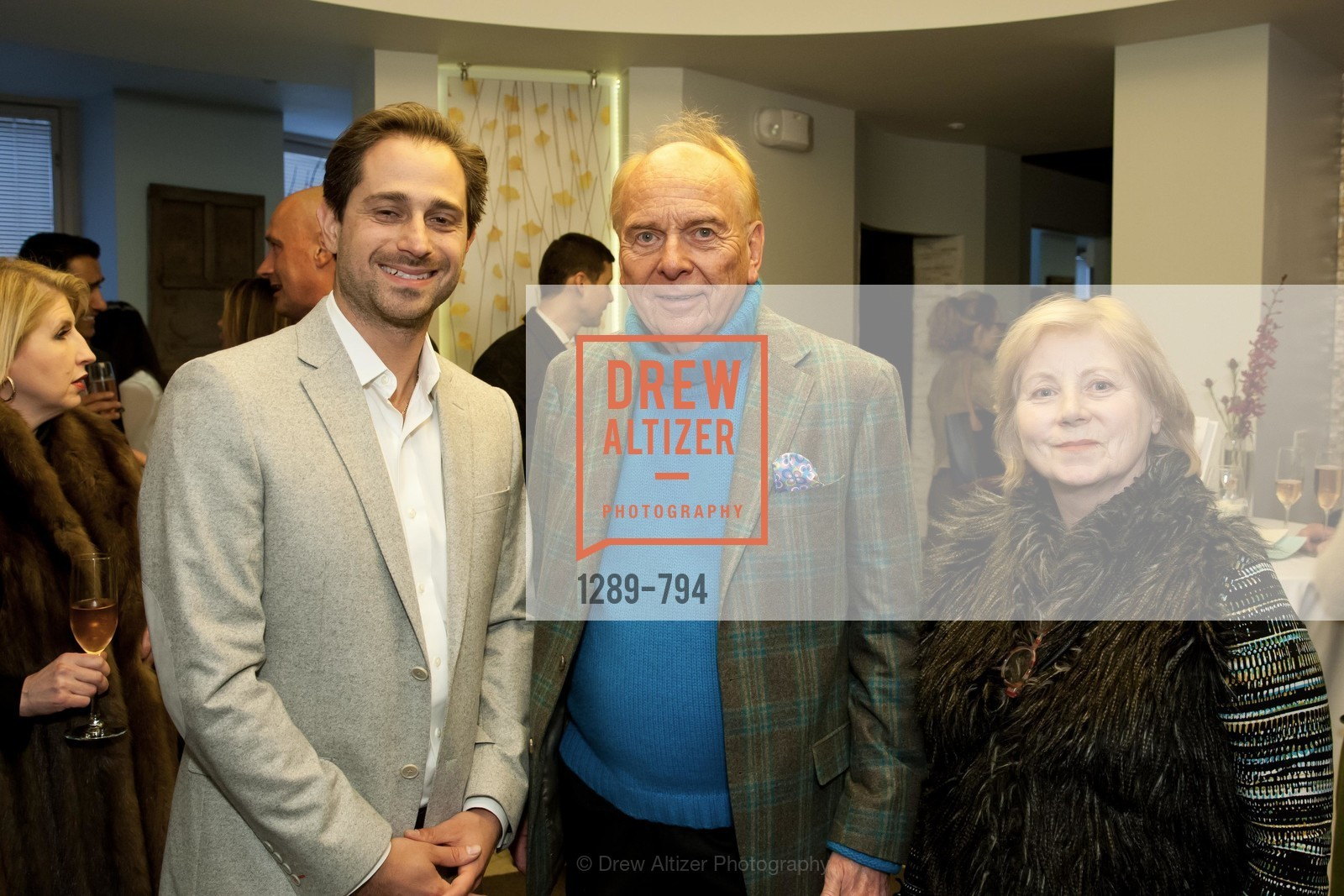 Josh Horowitz, David Pace, Susan Vanesco Calo, EPI CENTER MedSpa Anniversary and Launch of REPLETE - Evening Celebration, US, April 22nd, 2015,Drew Altizer, Drew Altizer Photography, full-service agency, private events, San Francisco photographer, photographer california