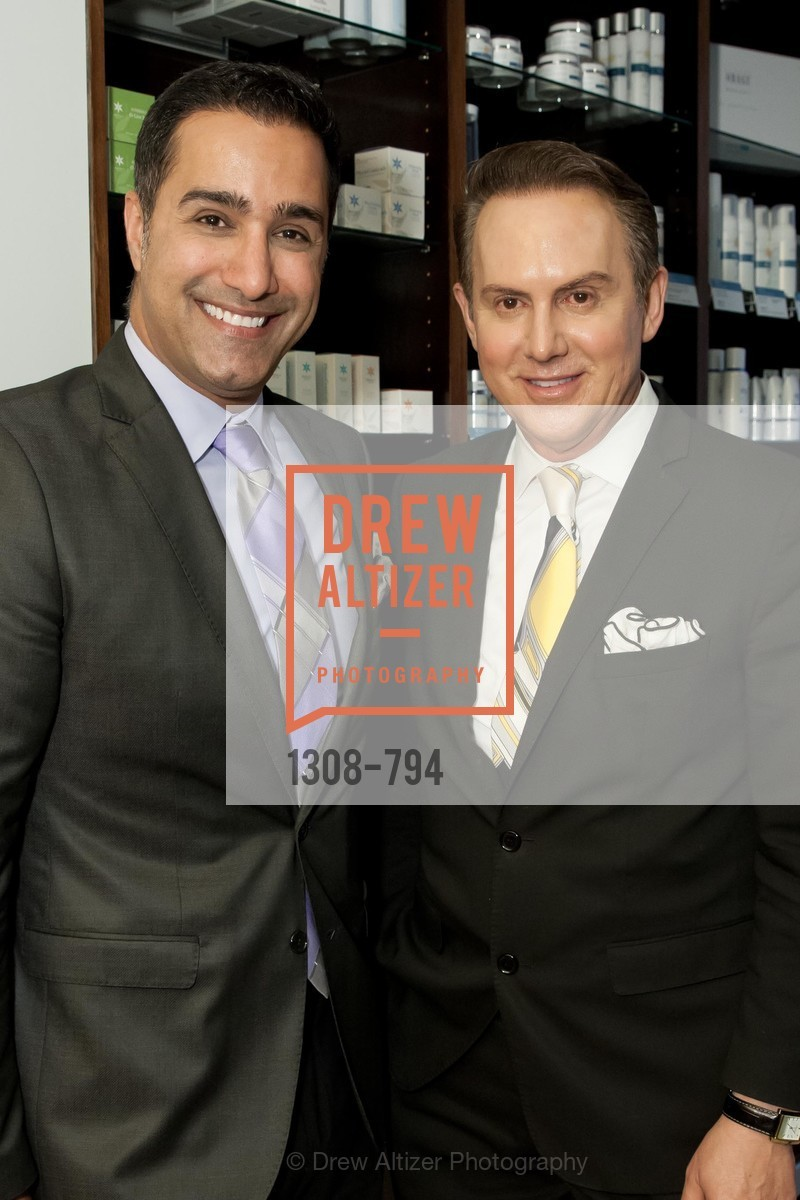 Johnny Moallempour, Joel Goodrich, EPI CENTER MedSpa Anniversary and Launch of REPLETE - Evening Celebration, US, April 22nd, 2015,Drew Altizer, Drew Altizer Photography, full-service agency, private events, San Francisco photographer, photographer california