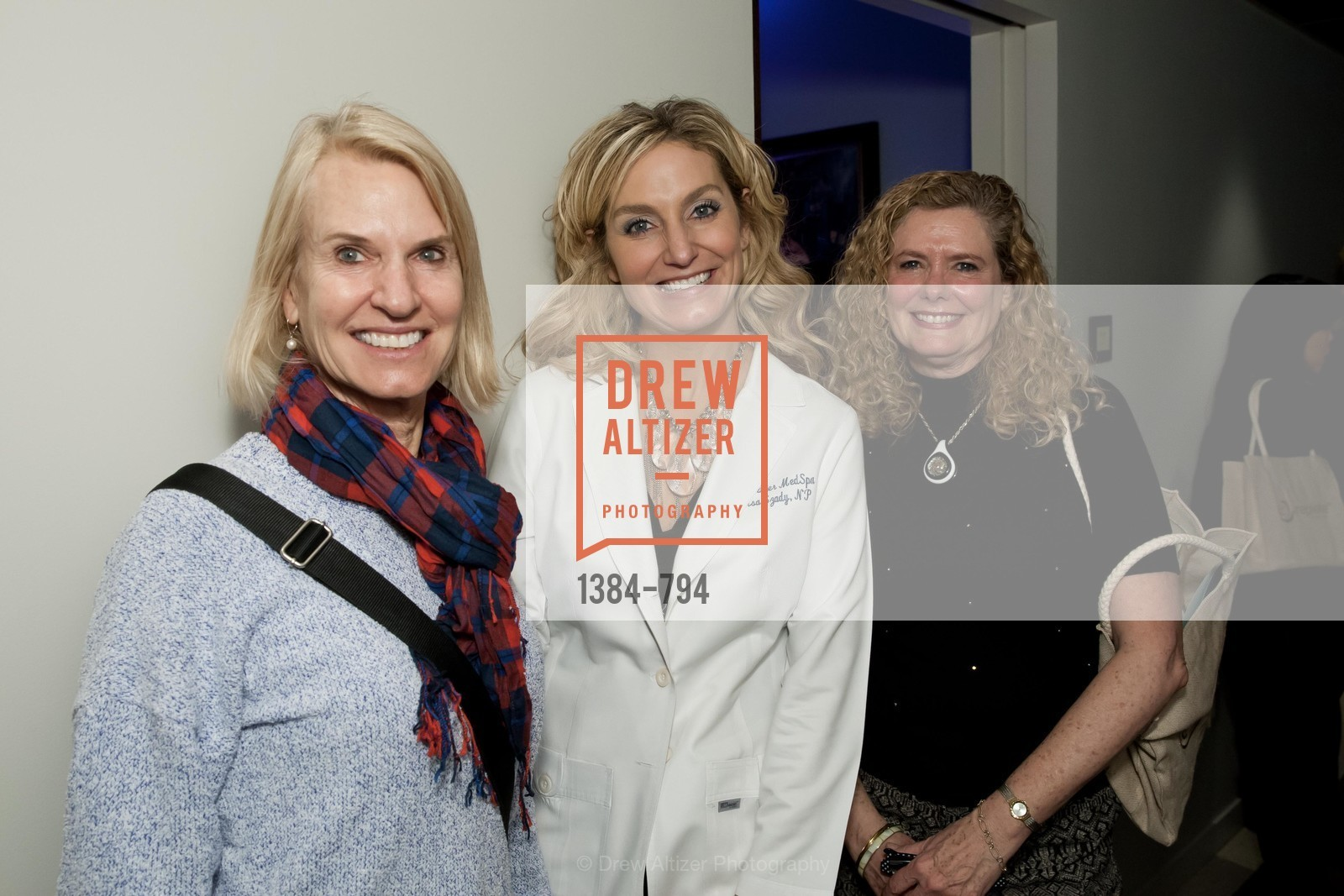 Kathy Harriman, Lisa Szady, Rose Curreri, EPI CENTER MedSpa Anniversary and Launch of REPLETE - Evening Celebration, US, April 22nd, 2015,Drew Altizer, Drew Altizer Photography, full-service agency, private events, San Francisco photographer, photographer california