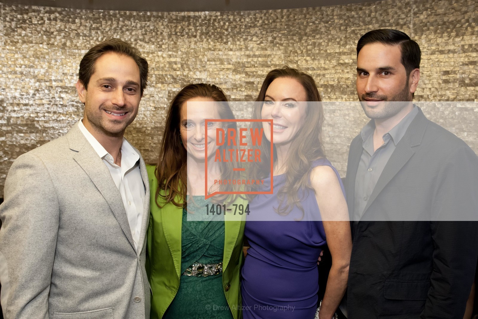Josh Horowitz, Elisabeth Thieriot, Margaret Mitchell, Kevin Smith, EPI CENTER MedSpa Anniversary and Launch of REPLETE - Evening Celebration, US, April 22nd, 2015,Drew Altizer, Drew Altizer Photography, full-service agency, private events, San Francisco photographer, photographer california