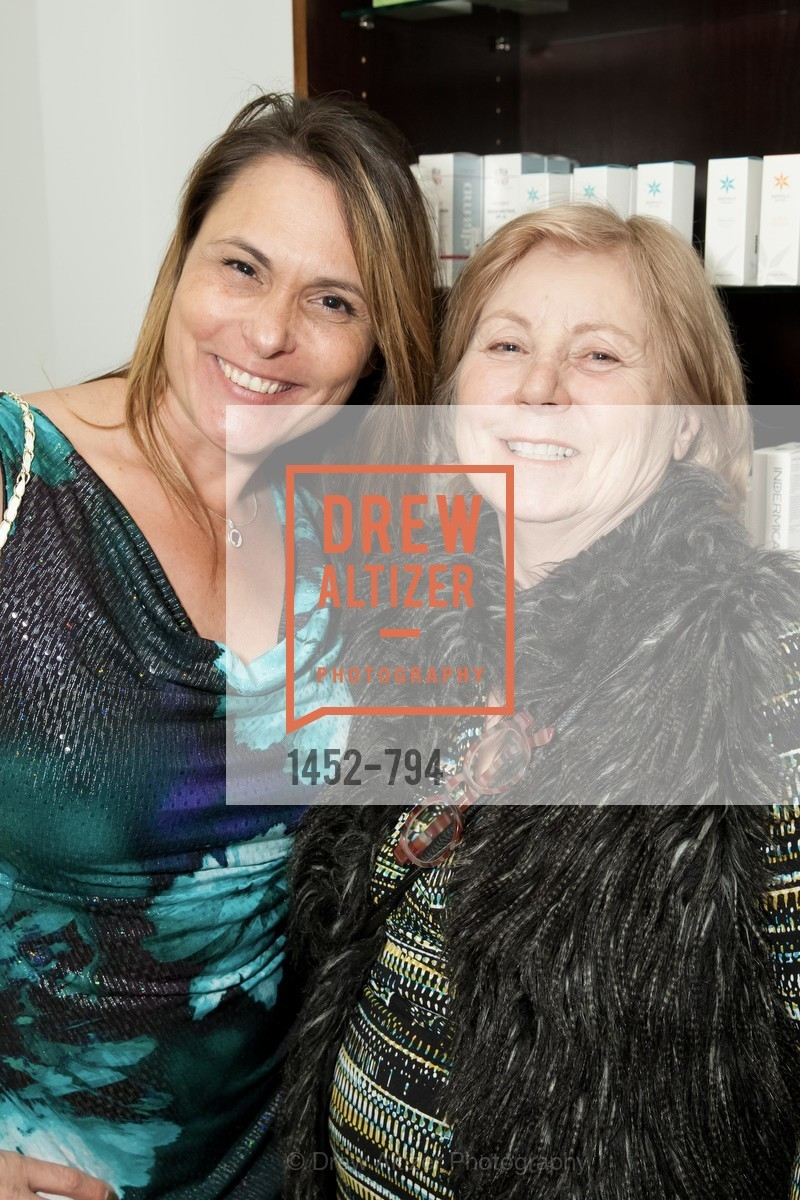 Teresa Rodriguez, Susan Vanesco Calo, EPI CENTER MedSpa Anniversary and Launch of REPLETE - Evening Celebration, US, April 21st, 2015,Drew Altizer, Drew Altizer Photography, full-service agency, private events, San Francisco photographer, photographer california