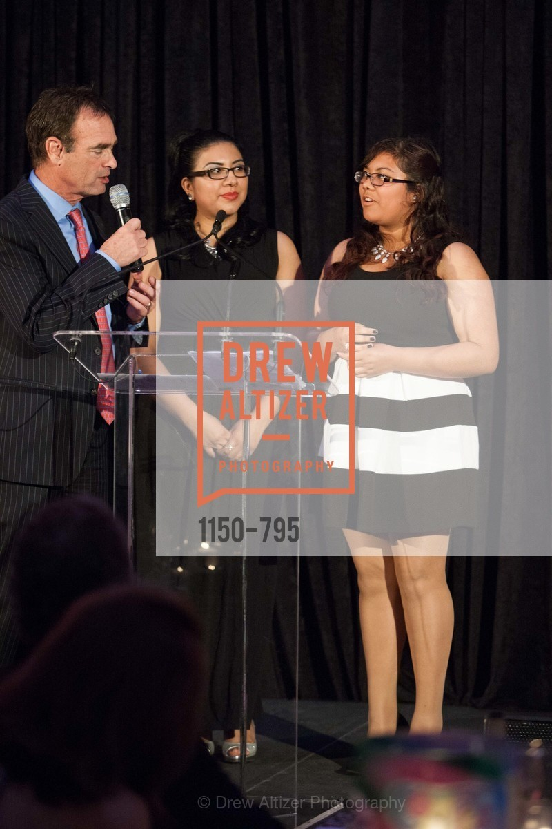 Steven Dinkelspiel, Berta Morales, Alicia Rodriguez, COMPASS FAMILY SERVICES Annual Spring Benefit:  Every Family Needs A Home, US, April 23rd, 2015,Drew Altizer, Drew Altizer Photography, full-service agency, private events, San Francisco photographer, photographer california