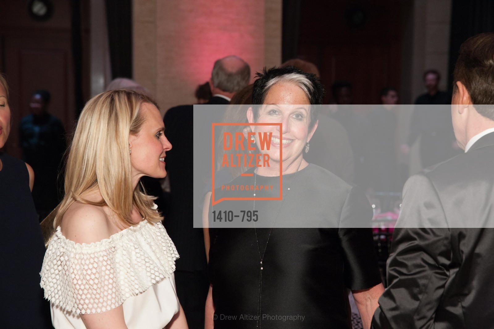 Jane Mudge, Karen Kubin, COMPASS FAMILY SERVICES Annual Spring Benefit:  Every Family Needs A Home, US, April 23rd, 2015