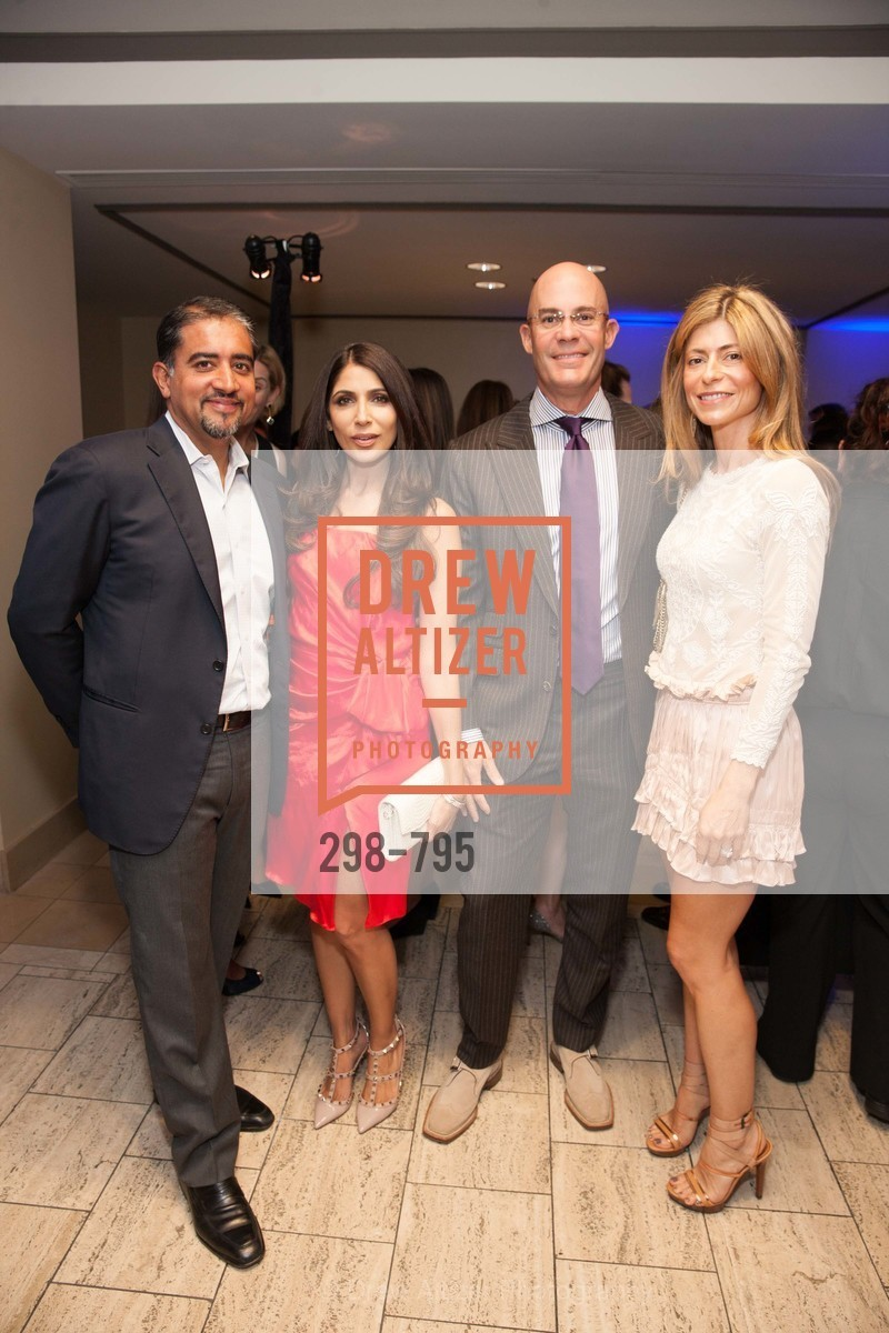 Nadir Shaikh, Sobia Shaikh, Spencer Wells, Alexandra Wells, COMPASS FAMILY SERVICES Annual Spring Benefit:  Every Family Needs A Home, US, April 22nd, 2015,Drew Altizer, Drew Altizer Photography, full-service agency, private events, San Francisco photographer, photographer california