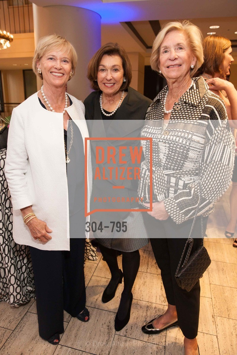 Nina Carroll, Alice Hall, Sue Ames, COMPASS FAMILY SERVICES Annual Spring Benefit:  Every Family Needs A Home, US, April 23rd, 2015