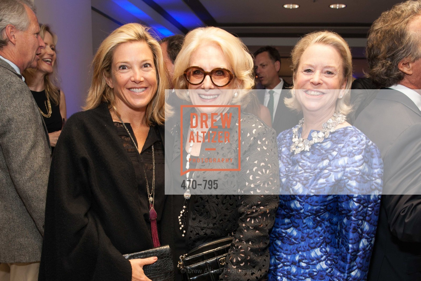 Kathryn Lasater, Cynthia Molstad, Connie Hooker, COMPASS FAMILY SERVICES Annual Spring Benefit:  Every Family Needs A Home, US, April 23rd, 2015