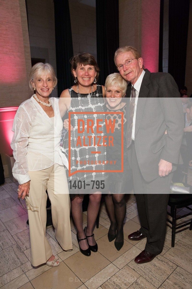 Joan Daoro, Erica Kisch, Jan Erion, Ken Bartlett, COMPASS FAMILY SERVICES Annual Spring Benefit:  Every Family Needs A Home, US, April 22nd, 2015,Drew Altizer, Drew Altizer Photography, full-service agency, private events, San Francisco photographer, photographer california