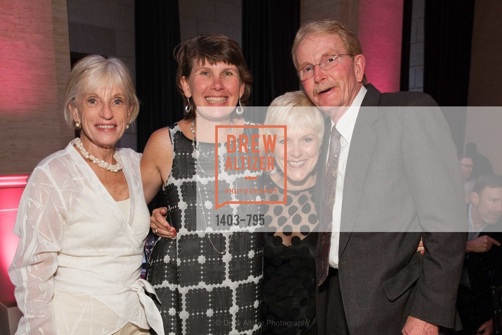 Joan Daoro, Erica Kisch, Jan Erion, Ken Bartlett, COMPASS FAMILY SERVICES Annual Spring Benefit:  Every Family Needs A Home, US, April 23rd, 2015,Drew Altizer, Drew Altizer Photography, full-service agency, private events, San Francisco photographer, photographer california