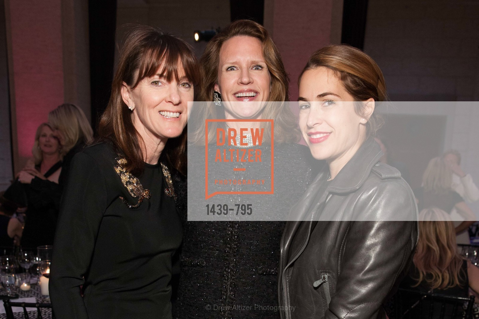 Allison Speer, Barbara Vaughn Hoimes, Alison Pincus, COMPASS FAMILY SERVICES Annual Spring Benefit:  Every Family Needs A Home, US, April 23rd, 2015,Drew Altizer, Drew Altizer Photography, full-service agency, private events, San Francisco photographer, photographer california