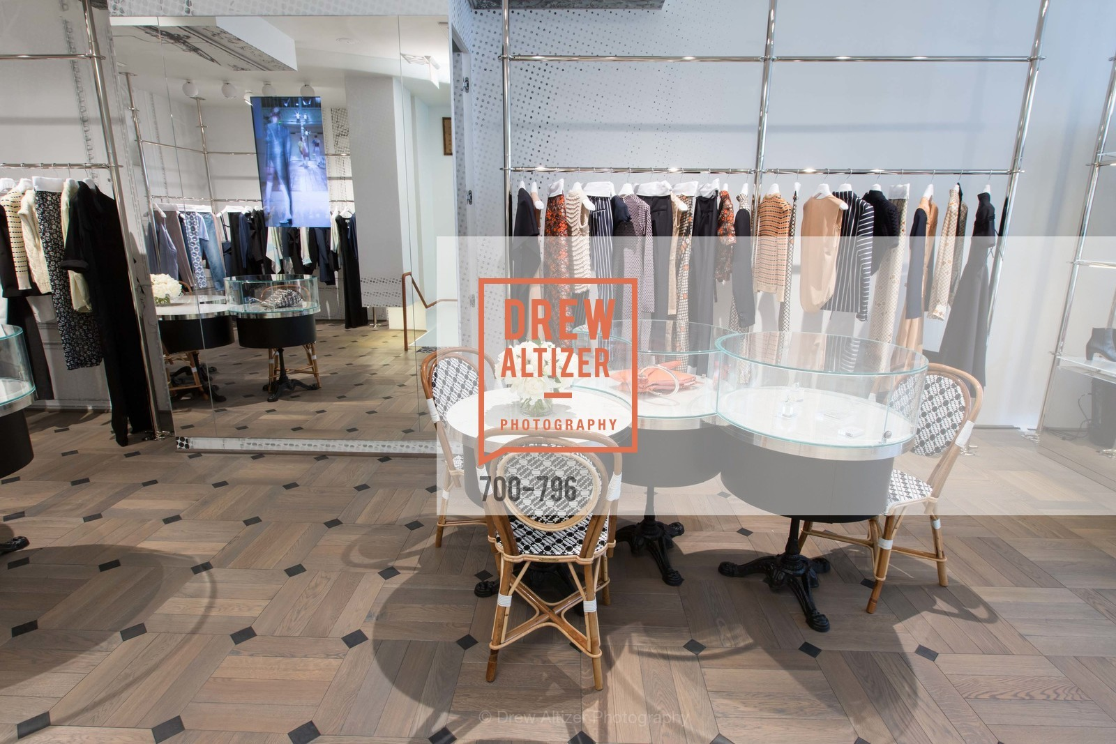 Atmosphere, MAISON MARGIELA San Francisco Boutique Grand Opening Event, US, April 24th, 2015,Drew Altizer, Drew Altizer Photography, full-service agency, private events, San Francisco photographer, photographer california