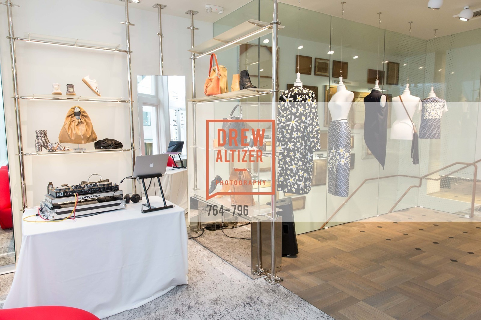 Atmosphere, MAISON MARGIELA San Francisco Boutique Grand Opening Event, US, April 24th, 2015,Drew Altizer, Drew Altizer Photography, full-service event agency, private events, San Francisco photographer, photographer California