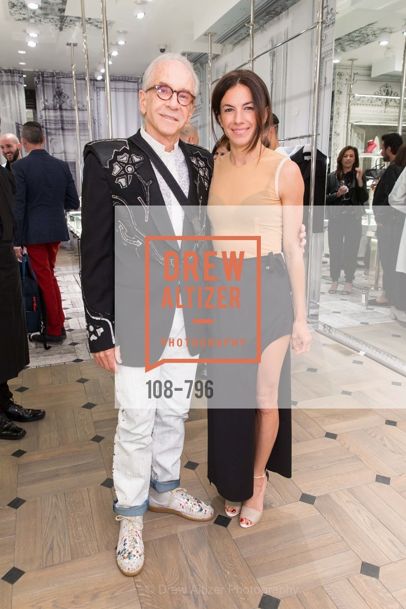 Norman Stone, Sabrina Buell, MAISON MARGIELA San Francisco Boutique Grand Opening Event, US, April 24th, 2015,Drew Altizer, Drew Altizer Photography, full-service agency, private events, San Francisco photographer, photographer california