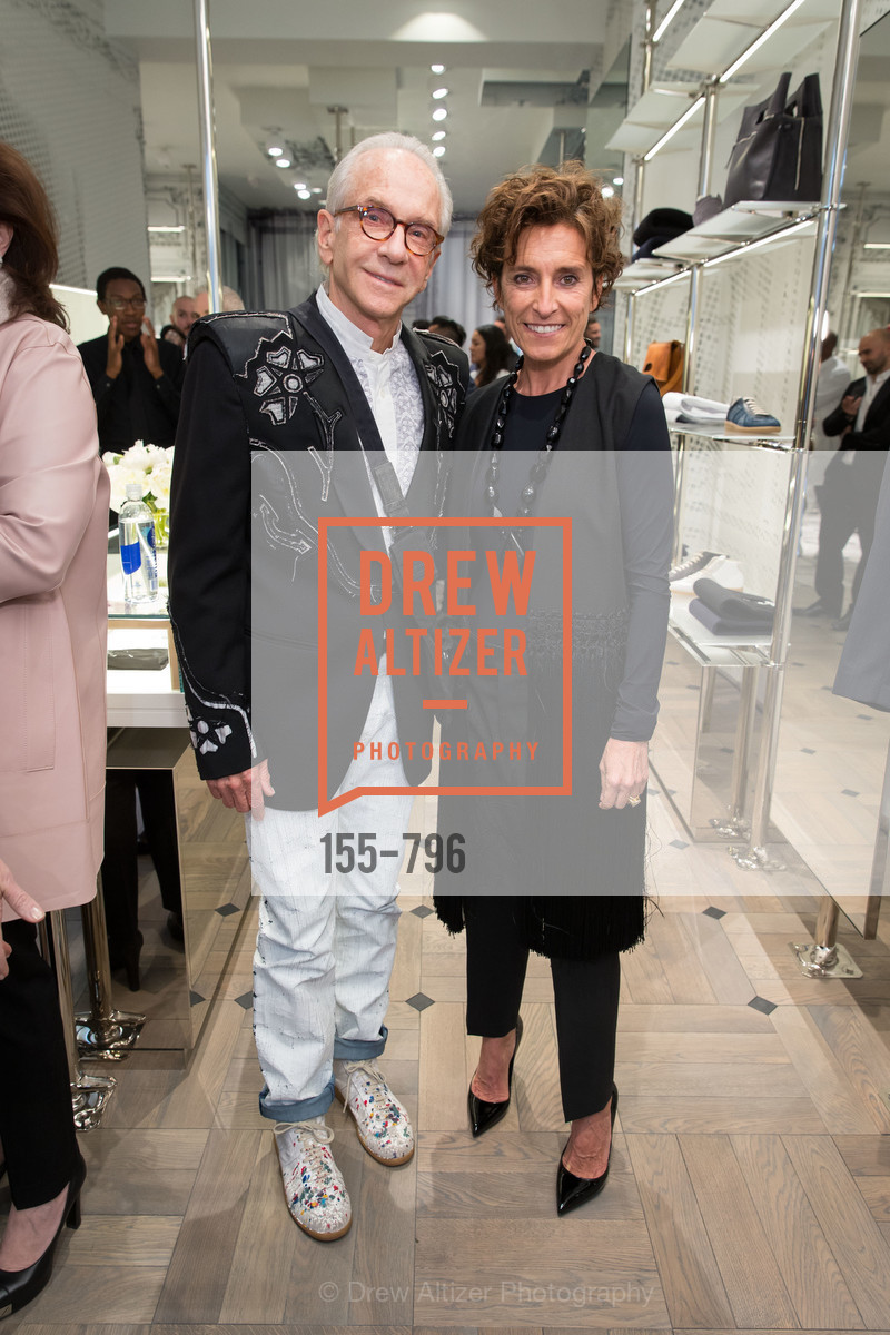 Norman Stone, Monica Voltolina, MAISON MARGIELA San Francisco Boutique Grand Opening Event, US, April 24th, 2015,Drew Altizer, Drew Altizer Photography, full-service agency, private events, San Francisco photographer, photographer california
