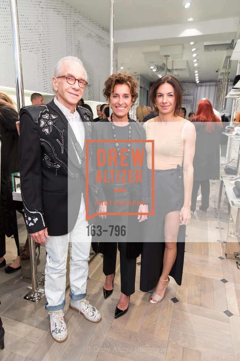 Norman Stone, Monica Voltolina, Sabrina Buell, MAISON MARGIELA San Francisco Boutique Grand Opening Event, US, April 24th, 2015,Drew Altizer, Drew Altizer Photography, full-service agency, private events, San Francisco photographer, photographer california