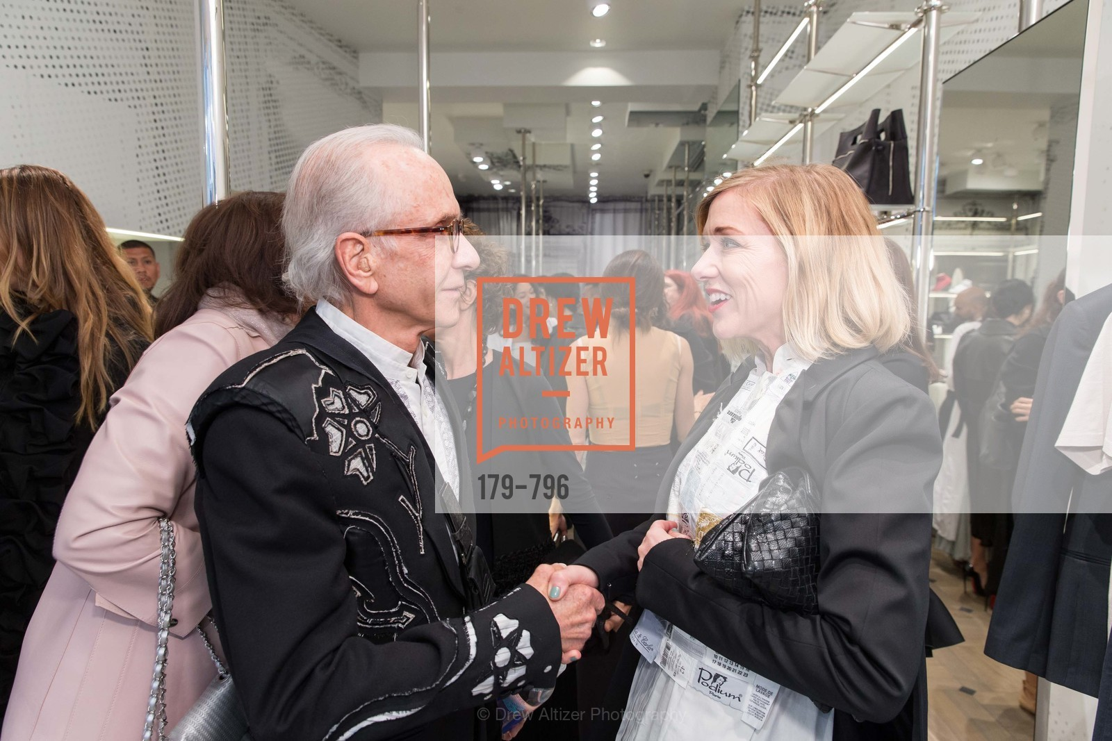 Norman Stone, Lara Deam, MAISON MARGIELA San Francisco Boutique Grand Opening Event, US, April 24th, 2015,Drew Altizer, Drew Altizer Photography, full-service agency, private events, San Francisco photographer, photographer california