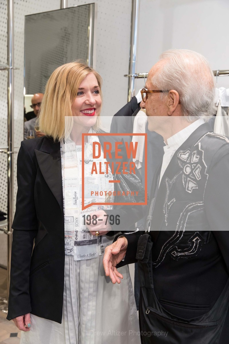 Lara Deam, Norman Stone, MAISON MARGIELA San Francisco Boutique Grand Opening Event, US, April 24th, 2015,Drew Altizer, Drew Altizer Photography, full-service agency, private events, San Francisco photographer, photographer california