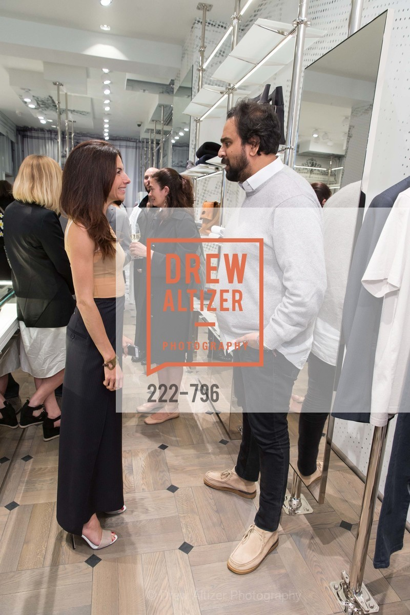 Sabrina Buell, Hosain Rahman, MAISON MARGIELA San Francisco Boutique Grand Opening Event, US, April 24th, 2015,Drew Altizer, Drew Altizer Photography, full-service event agency, private events, San Francisco photographer, photographer California