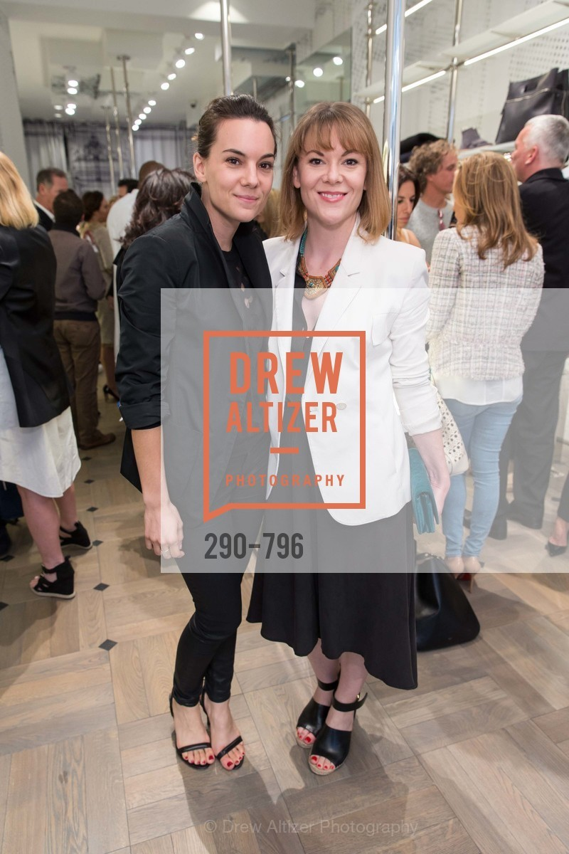 Natalie Wages, Chloe Hennen, MAISON MARGIELA San Francisco Boutique Grand Opening Event, US, April 24th, 2015,Drew Altizer, Drew Altizer Photography, full-service agency, private events, San Francisco photographer, photographer california